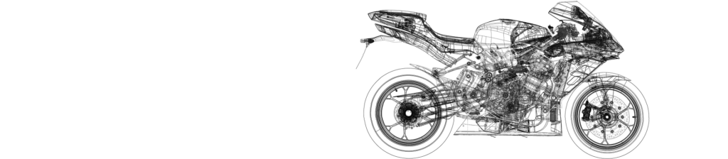 mv agusta f rr technical line drawing